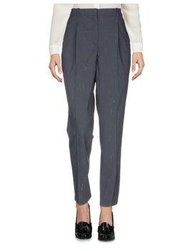 Jil Sander Navy Casual Trouser   Trousers by Jil Sander Navy