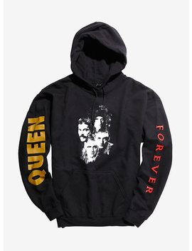 Queen Forever Hoodie by Hot Topic