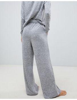 Asos Design   Mix & Match   Pantalon Confort Ample Et Ultra Doux Avec Effet Brossé by Asos Design
