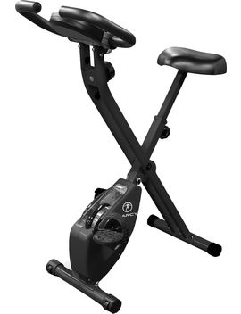Marcy Ns 654 Foldable Upright Exercise Bike by Marcy