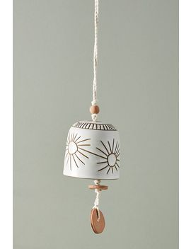 Gopi Shah Decorative Holiday Bell by Gopi Shah
