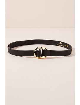 Tumblet Leather Belt by B Low The Belt