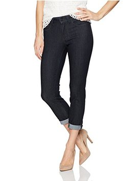 Nydj Women's Petite Size Alina Skinny Convertible Ankle Jeans by Nydj