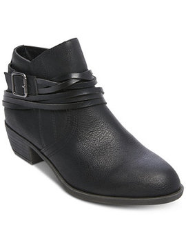 Barty Ankle Booties by Madden Girl