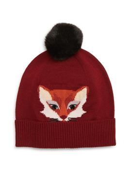 Foxy Beanie by Kate Spade New York