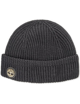 Heat Retention Ribbed Watch Cap, Created For Macy's by Timberland