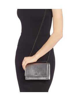 Cameron Street   Hazel Metallic Leather Crossbody Bag by Kate Spade New York