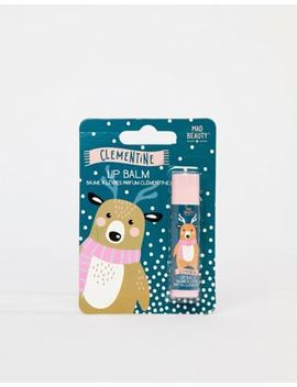 I Love Christmas Carded Lip Balm Reindeer by Asos