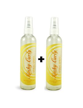 Kinky Curly Spiral Spritz 8oz (Pack Of 2) by Kinky Curly