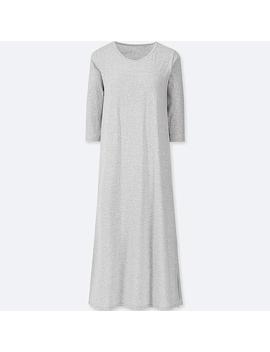 Damen Bh Kleid (3/4 Arm) by Uniqlo