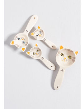 Paw Fectly Measured Measuring Spoons by Modcloth