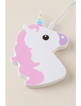 Unicorn Wireless Charging Pad by Francesca's