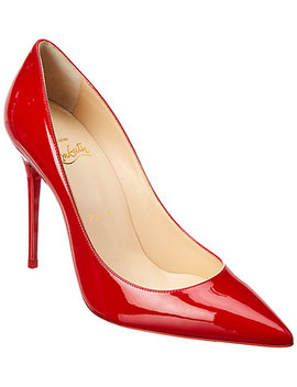 Christian Louboutin Decollete 554 Patent Pump by Christian Louboutin