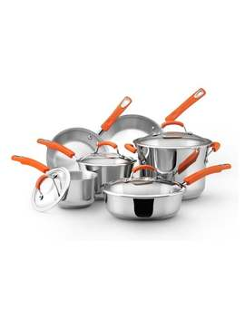 Rachael Ray Stainless Steel Ii 10 by Rachael Ray