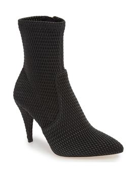 Hedde Pointy Toe Bootie by Alice + Olivia