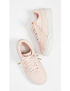 Cali Emboss Sneakers by Puma