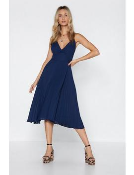 Ball Dance Midi Dress by Nasty Gal