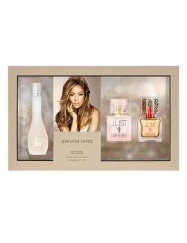 Jennifer Lopez Women's 3 Pc Perfume Gift Set by Kohl's