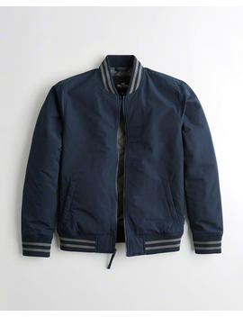 Bomber Jacket by Hollister