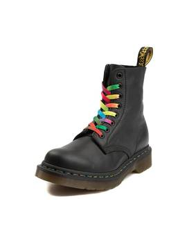 Womens Dr. Martens Pascal Multicolor Stitch 8 Eye Boot by Dr. Martens