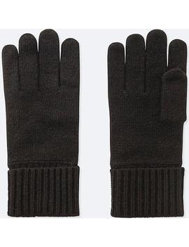 Cashmere Handschuhe by Uniqlo