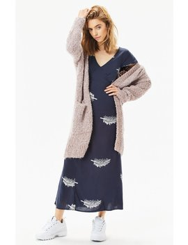Obey Plume Maxi Dress by Pacsun