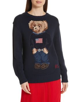 Bear Sweater by Polo Ralph Lauren