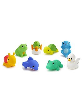 Munchkin Lake Squirts Bath Toy, 8 Pack by Munchkin