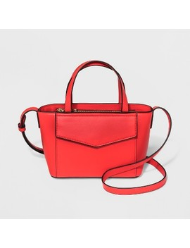 Mini Satchel Handbag   A New Day™ by A New Day
