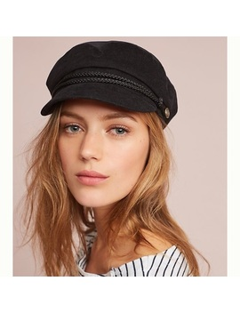 Anthro Corduroy Engineer Hat Preowned/Used by Anthropologie