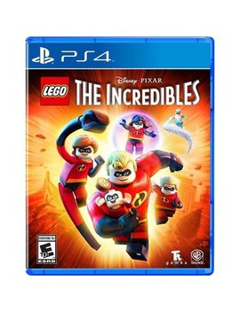 Lego Incredibles, Warner Bros, Play Station 4, 883929633012 by Warner Bros.