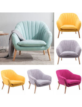 Fabric Sofa Chair Accent Living Room Occasional Armchair Modern Lounge Furniture by Ebay Seller
