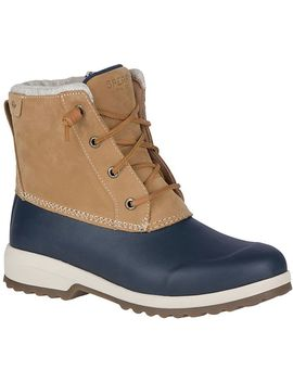 Maritime Repel Winter Boot   Women's by Sperry Top Sider