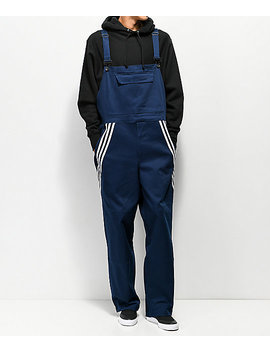 Adidas Chino Navy Overalls by Adidas