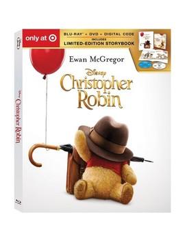 Christopher Robin (Blu Ray + Dvd + Digital) by Target