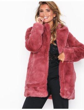 Onl Milana Faux Fur Coat Otw by Only