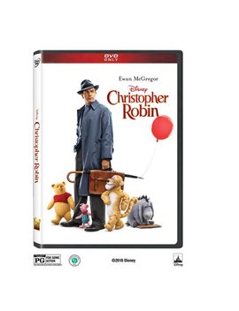 Christopher Robin (Dvd) by Disney