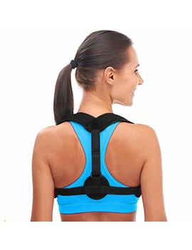 Andego Back Posture Corrector For Women & Men – Effective And Comfortable Posture Brace For Slouching & Hunching   Discreet... by Andego