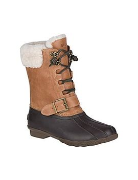 Saltwater Misty Shearling Duck Boot W/ Thinsulate™ by Sperry