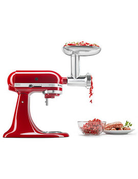 Ksmmga Metal Food Grinder Attachment by Kitchen Aid