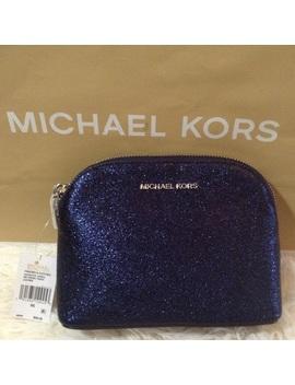 🎉Michael Kors Clutch/Makeup Bag(Free Mk Key Ring)Nwt by Michael Kors