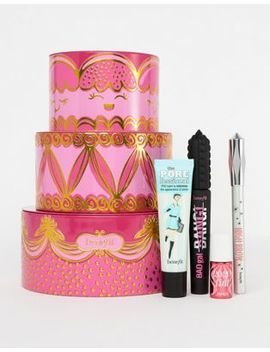 Benefit Triple Decker Decadence Holiday 2018 Save 56 Percents by Benefit
