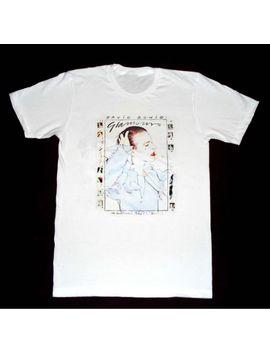 David Bowie Glamour   Tshirt 163 Shirt Vogue Fashion Vintage by Haynes