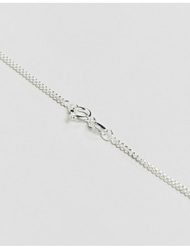 Katie Mullally Irish Coin Necklace In Sterling Silver by Katie Mullally