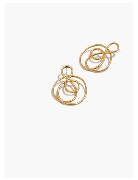 Treble Twist Earrings by Madewell