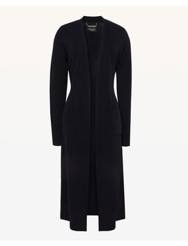 Washable Cashmere Long Cardigan by Juicy Couture