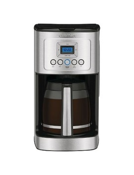 Cuisinart Perfectemp 14 Cup Programmable Coffee Maker   Stainless Steel Dcc 3200 by Cuisinart