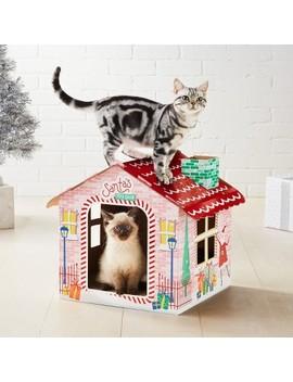 Santas Cat Scratcher   Wondershop™ by Wondershop