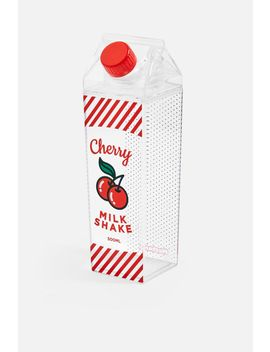 Cherry Water Bottle by Topshop