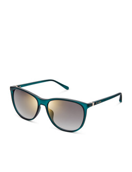 Lindenwood Rectangle Sunglasses by Fossil
